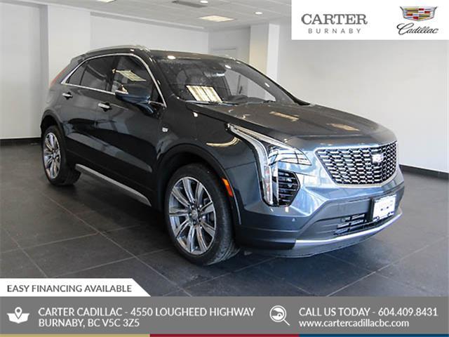 2020 Cadillac XT4 Premium Luxury (Stk: C0-31340) in Burnaby - Image 1 of 22