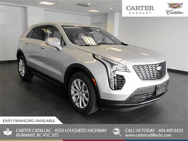 2020 Cadillac XT4 Luxury (Stk: C0-47020) in Burnaby - Image 1 of 22