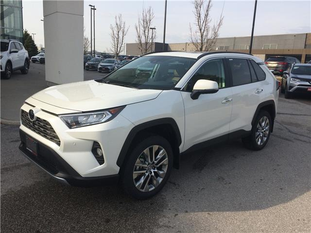 2020 Toyota RAV4 Limited (Stk: 2108) in Barrie - Image 1 of 14