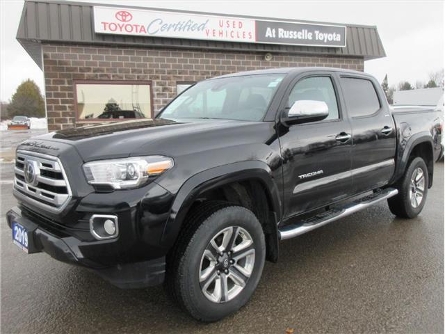 2019 Toyota Tacoma  (Stk: U7534) in Peterborough - Image 1 of 21