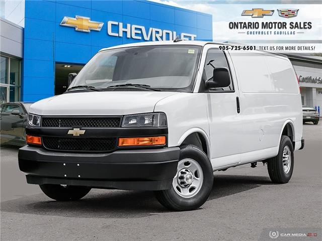 2019 Chevrolet Express 2500 Work Van (Stk: T9322486) in Oshawa - Image 1 of 19
