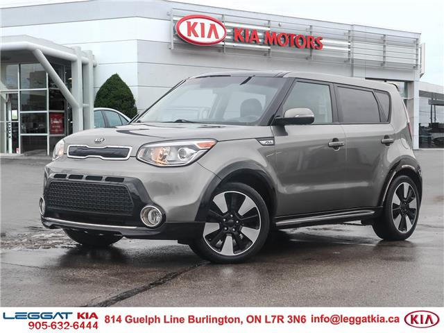 2016 Kia Soul  (Stk: 2476) in Burlington - Image 1 of 28