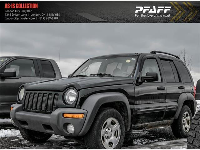 2004 Jeep Liberty Sport (Stk: LC2037D) in London - Image 1 of 7