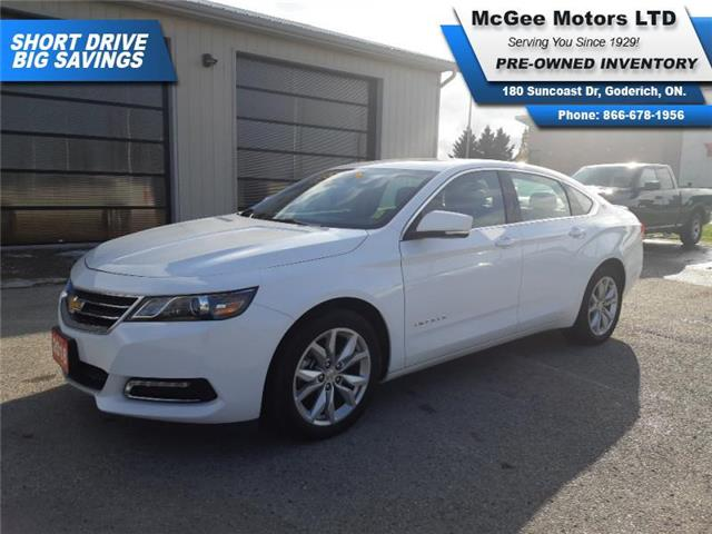 2018 Chevrolet Impala 1LT (Stk: A163905) in Goderich - Image 1 of 29