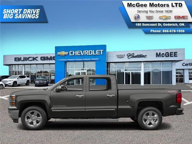 2015 Chevrolet Silverado 1500 LS (Stk: 463281) in Goderich - Image 1 of 1