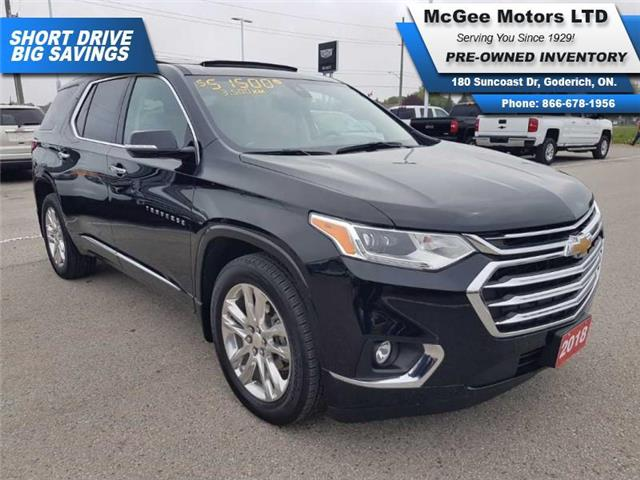 2018 Chevrolet Traverse High Country (Stk: 116688) in Goderich - Image 1 of 30
