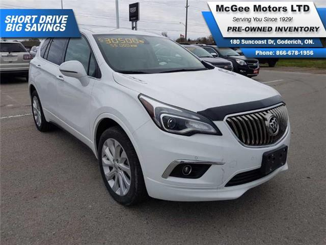 2017 Buick Envision Premium I (Stk: 066766) in Goderich - Image 1 of 25