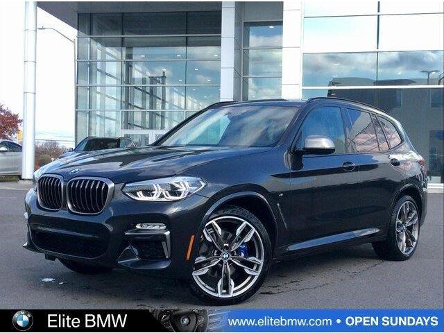 2019 BMW X3 M40i (Stk: P9384) in Gloucester - Image 1 of 25