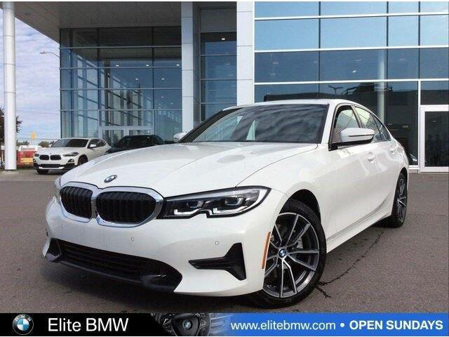 2019 BMW 330i xDrive (Stk: P9379) in Gloucester - Image 1 of 17