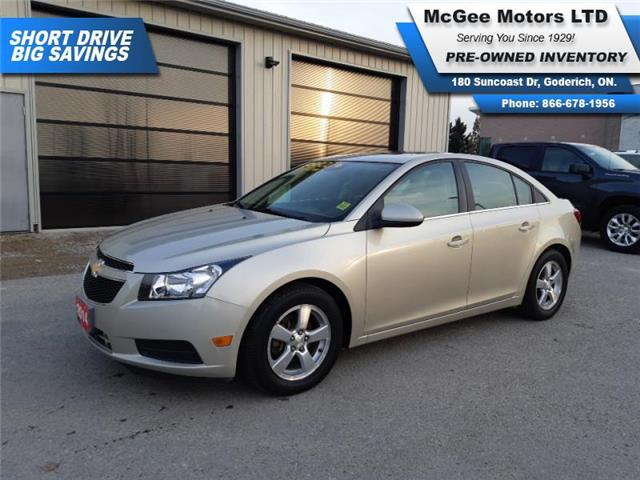 2014 Chevrolet Cruze 2LT (Stk: 321893) in Goderich - Image 1 of 28