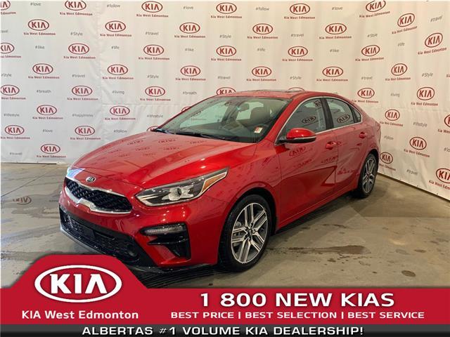 2020 Kia Forte EX Premium (Stk: 22222) in Edmonton - Image 1 of 29