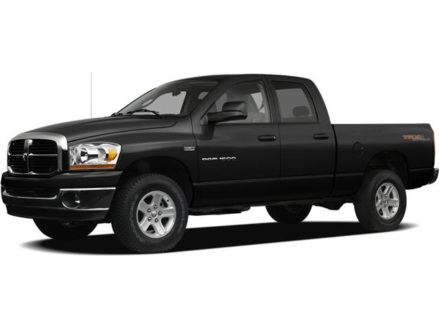 2007 Dodge Ram 1500 SLT/TRX4 Off Road/Sport (Stk: J2021-1) in Brandon - Image 1 of 7