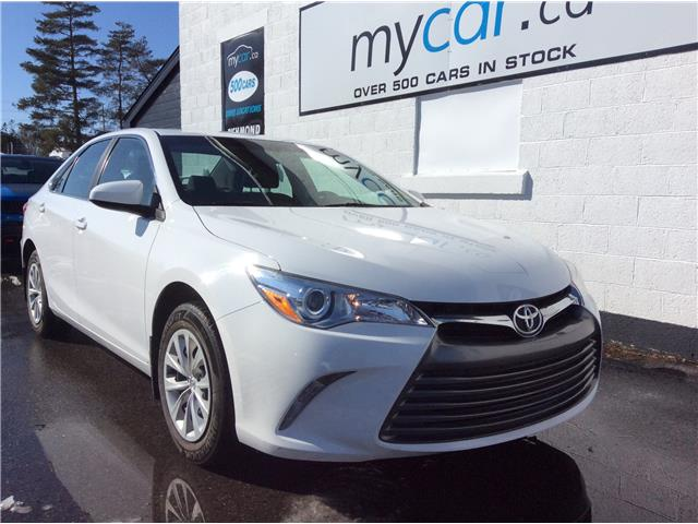 2017 Toyota Camry LE (Stk: 200188) in North Bay - Image 1 of 20