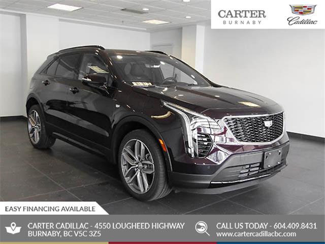 2020 Cadillac XT4 Sport (Stk: C0-53280) in Burnaby - Image 1 of 24