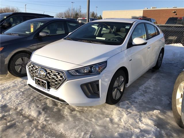 2020 Hyundai Ioniq Hybrid ESSENTIAL (Stk: 10028) in Smiths Falls - Image 1 of 4