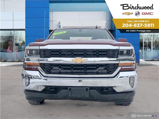 2016 Chevrolet Silverado 1500  (Stk: F2Z3KT) in Winnipeg - Image 2 of 27