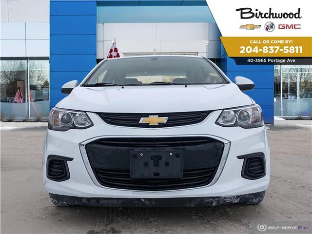 2018 Chevrolet Sonic LT Auto (Stk: F3121Z) in Winnipeg - Image 2 of 27