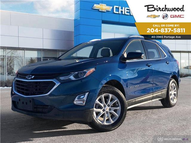 2019 Chevrolet Equinox 1LT (Stk: F32F81) in Winnipeg - Image 1 of 27