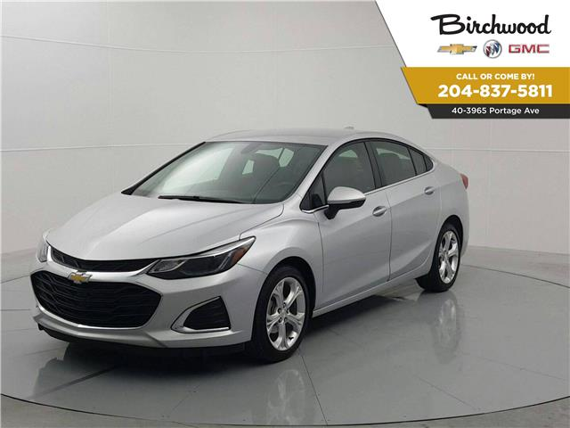 2019 Chevrolet Cruze Premier (Stk: F32H47) in Winnipeg - Image 1 of 30