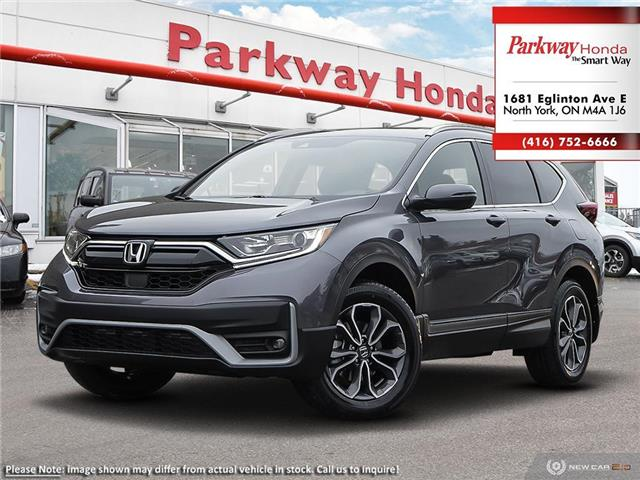 2020 Honda CR-V EX-L (Stk: 25140) in North York - Image 1 of 23