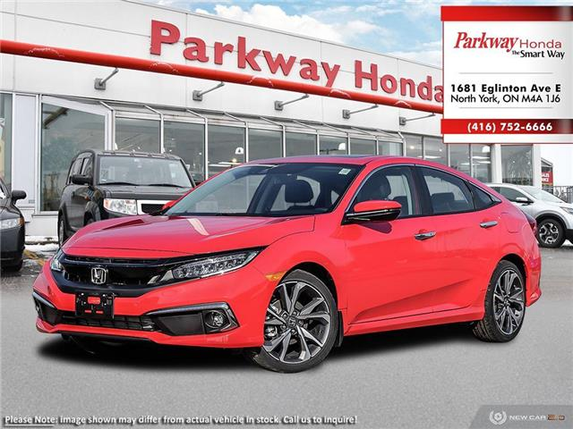 2020 Honda Civic Touring (Stk: 26178) in North York - Image 1 of 23