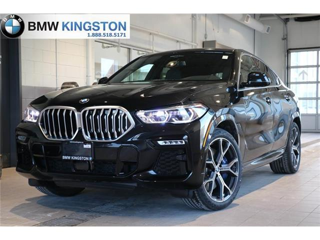 2020 BMW X6 xDrive40i (Stk: 20100) in Kingston - Image 1 of 14
