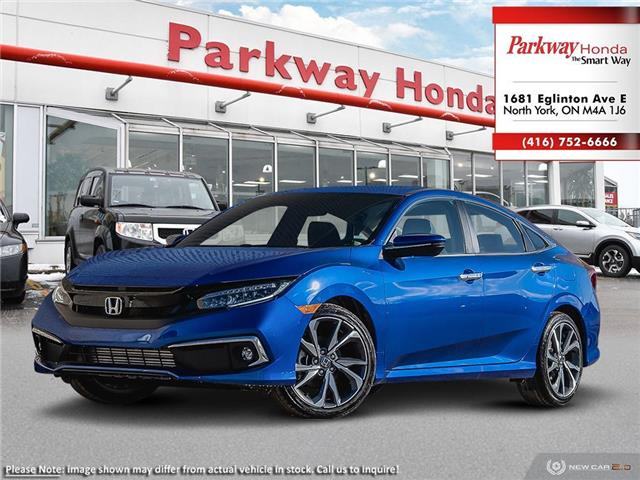 2020 Honda Civic Touring (Stk: 26208) in North York - Image 1 of 23
