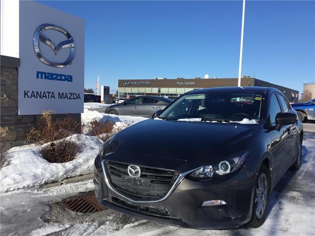 2016 Mazda Mazda3 Sport GS (Stk: 11324a) in Ottawa - Image 1 of 16
