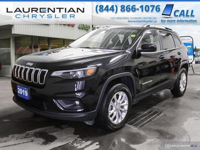 2019 Jeep Cherokee North (Stk: 19029X) in Sudbury - Image 1 of 31
