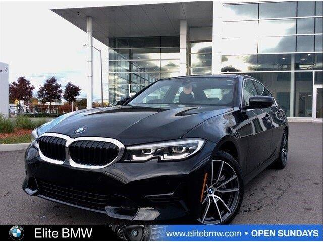 2019 BMW 330i xDrive (Stk: P9376) in Gloucester - Image 1 of 15