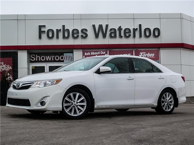 Used 2012 Toyota Camry XLE  - Waterloo - Forbes Waterloo Toyota