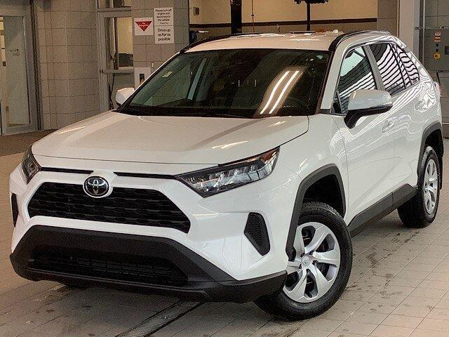 2020 Toyota RAV4 LE (Stk: 21985) in Kingston - Image 1 of 24