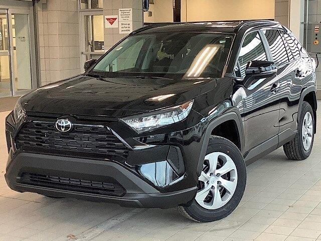 2020 Toyota RAV4 LE (Stk: 21942) in Kingston - Image 1 of 24