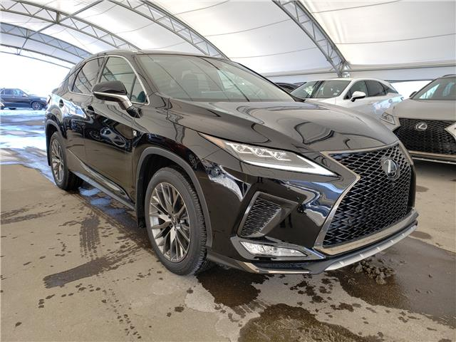 2020 Lexus RX 350 Base (Stk: L20285) in Calgary - Image 1 of 5