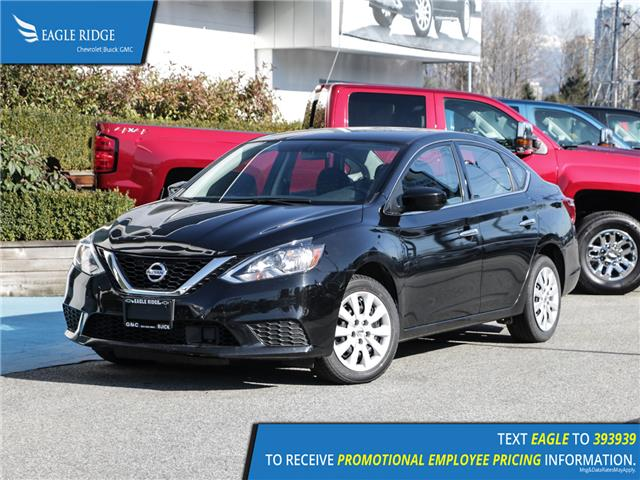 2018 Nissan Sentra 1.8 S (Stk: 180075) in Coquitlam - Image 1 of 15