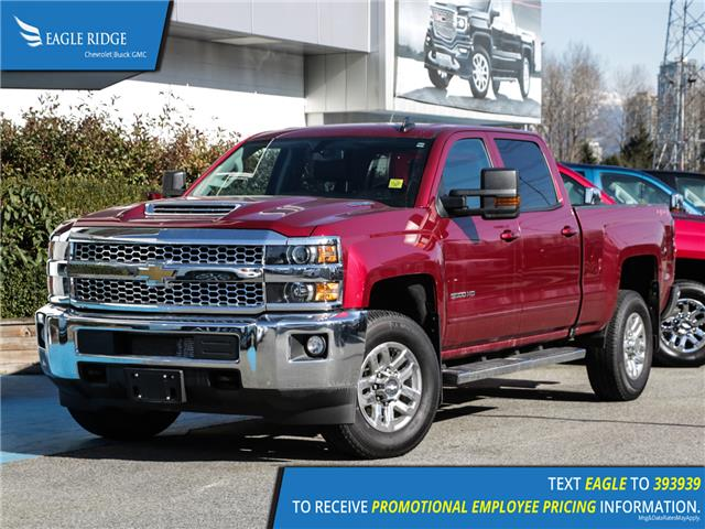2019 Chevrolet Silverado 3500HD LT (Stk: 190161) in Coquitlam - Image 1 of 15
