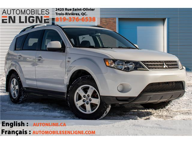 2009 Mitsubishi Outlander LS (Stk: 606256) in Trois Rivieres - Image 1 of 33