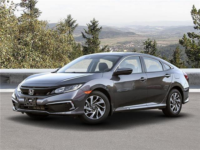 2020 Honda Civic EX (Stk: 20331) in Milton - Image 1 of 23
