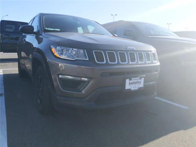 2018 Jeep Compass Sport (Stk: LC0120A) in Surrey - Image 1 of 1