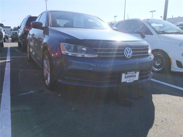2017 Volkswagen Jetta 1.4 TSI Trendline+ (Stk: K607695A) in Surrey - Image 1 of 1