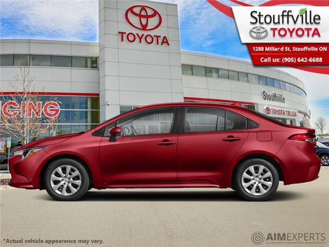 2020 Toyota Corolla LE Upgrade Package (Stk: 200116) in Whitchurch-Stouffville - Image 1 of 1