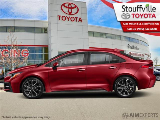 2020 Toyota Corolla SE Upgrade Package (Stk: 200126) in Whitchurch-Stouffville - Image 1 of 1