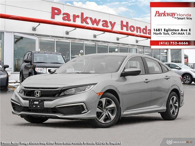 2020 Honda Civic LX (Stk: 26185) in North York - Image 1 of 23