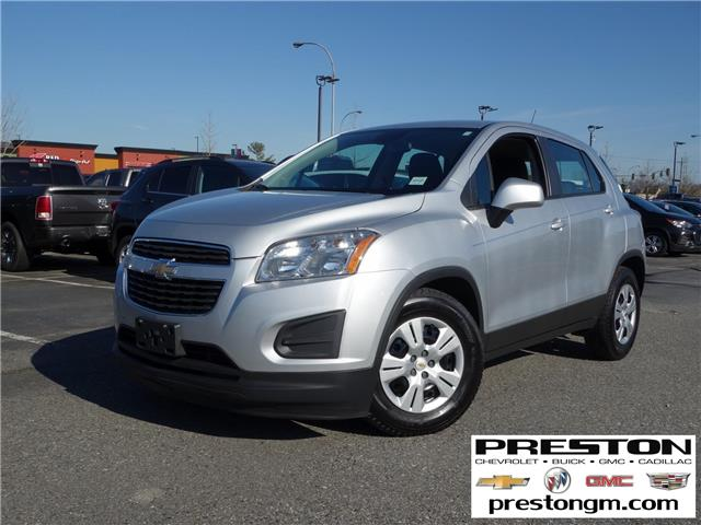 2015 Chevrolet Trax LS (Stk: X28882) in Langley City - Image 1 of 26