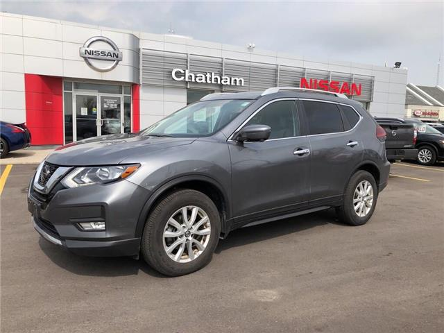 2018 Nissan Rogue  (Stk: 1N415A) in Chatham - Image 1 of 16