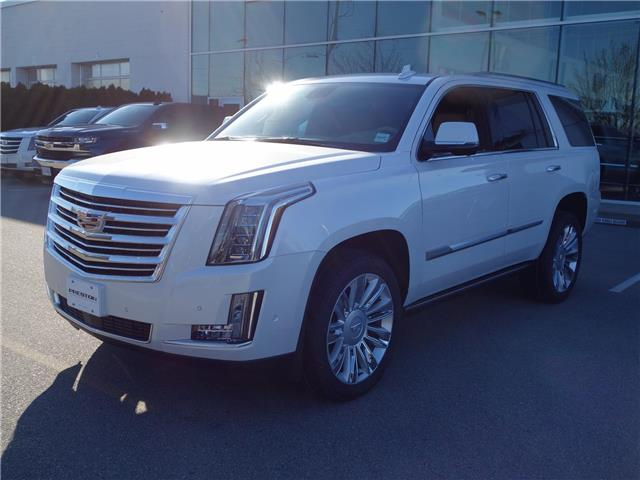 2020 Cadillac Escalade Platinum (Stk: 0204320) in Langley City - Image 1 of 6