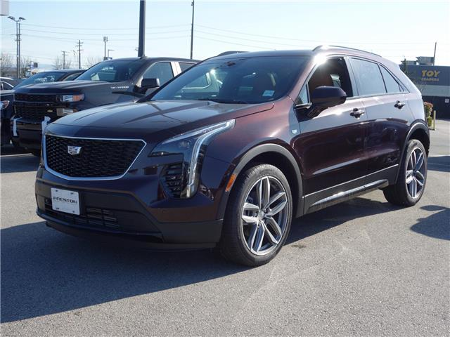 2020 Cadillac XT4 Sport (Stk: 0204600) in Langley City - Image 1 of 6