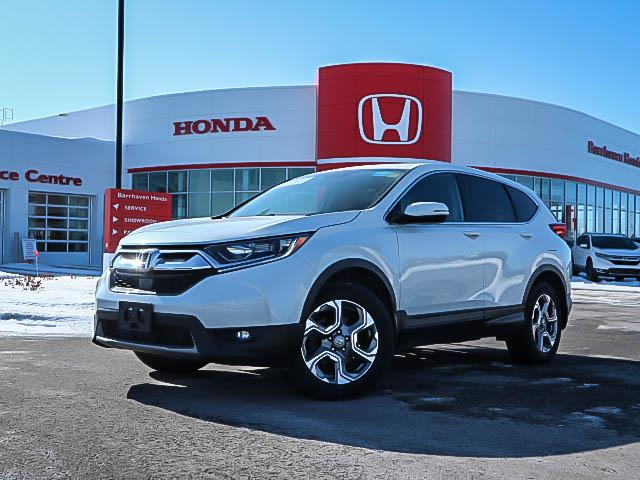 2018 Honda CR-V EX (Stk: 2153A) in Ottawa - Image 1 of 27
