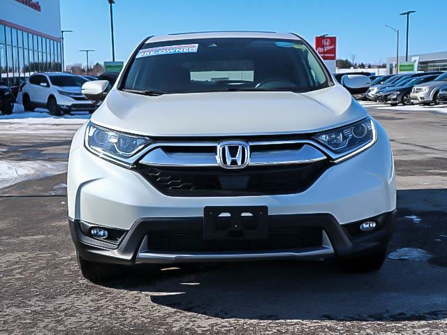 2018 Honda CR-V EX (Stk: 2153A) in Ottawa - Image 2 of 27
