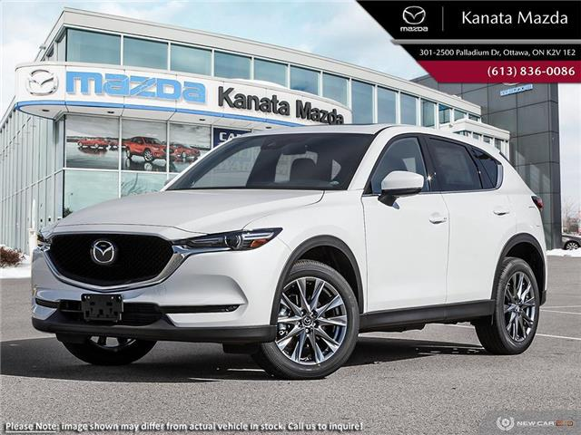 2019 Mazda CX-5 Signature w/Diesel (Stk: 11091) in Ottawa - Image 1 of 23